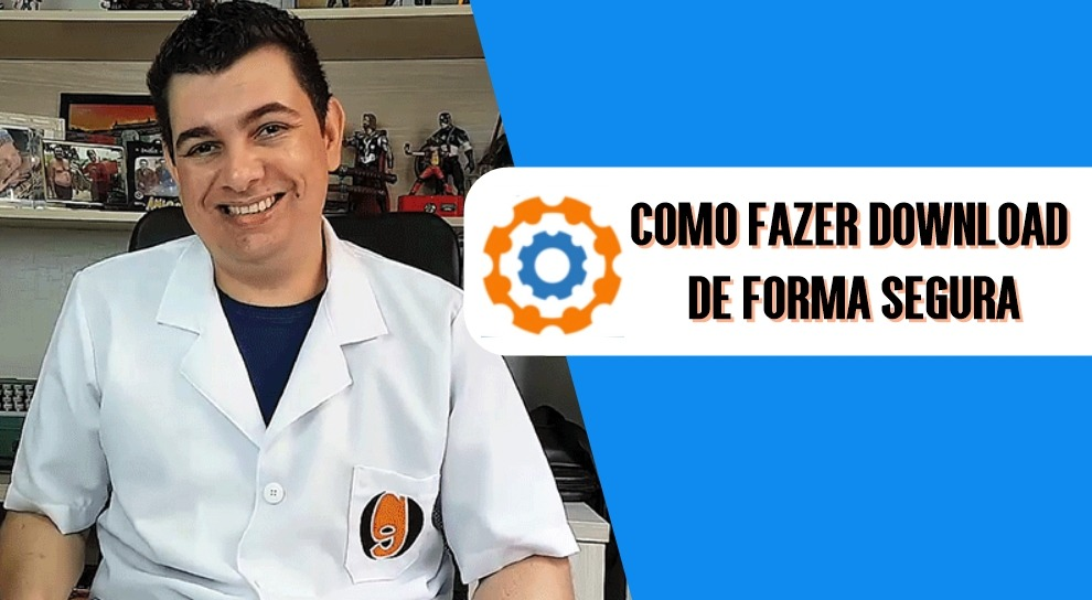 Fazendo download do programa Monografis de forma segura